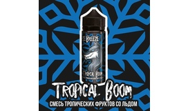 Жидкость Freeze Breeze - Tropical Boom (120 мл)