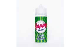Жидкость Happy Vaper - FRUIT CIRCLES (120 мл / 3 мг)