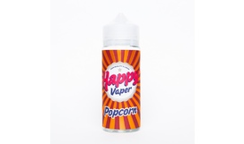 Жидкость Happy Vaper - POPCORN (120 мл / 3 мг)