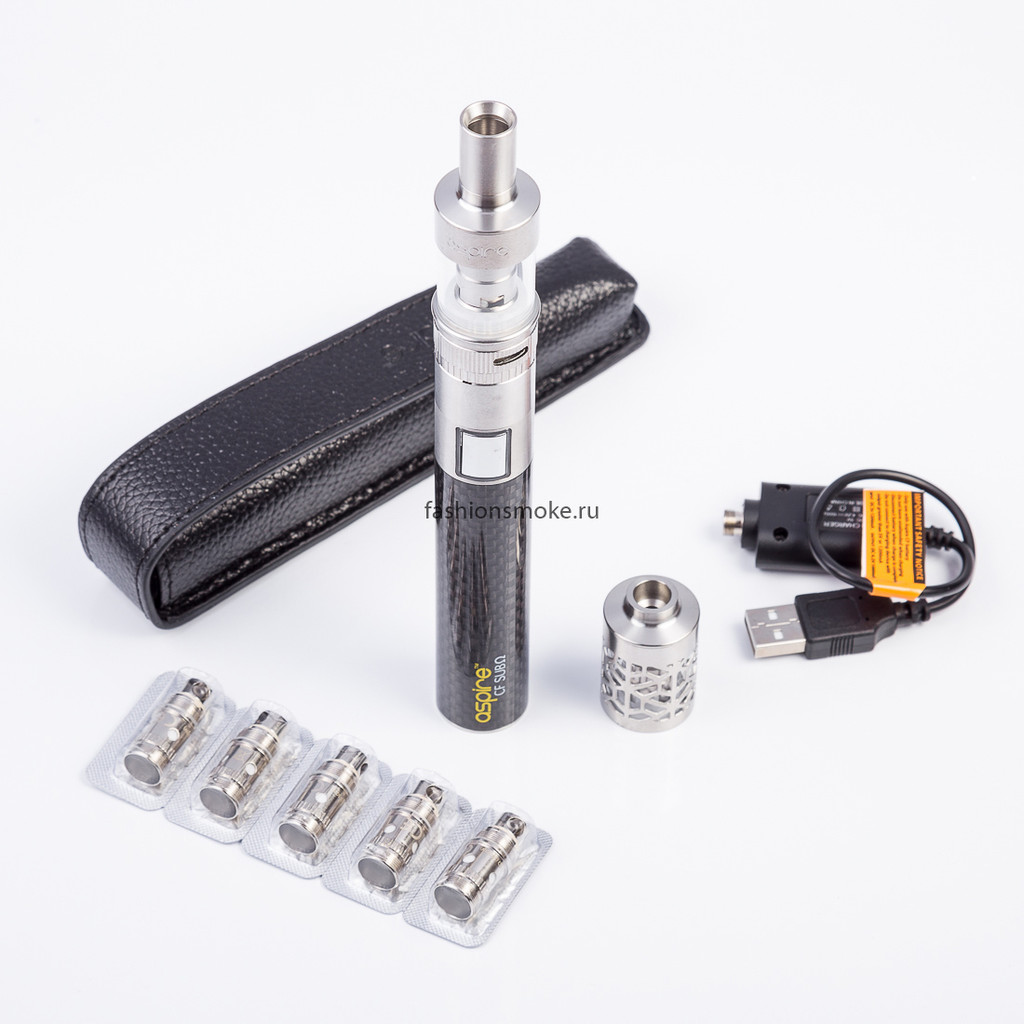 Набор Aspire Platinum Kit (Черный)