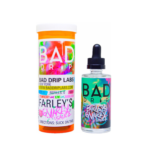Жидкость Bad Drip - FARLEY S GNARLY SAUCE (60 мл)